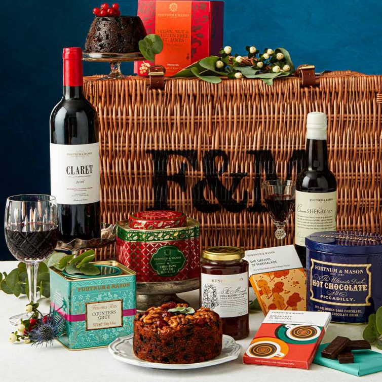 The Vegan Friendly Christmas Hamper - By Fortnum and Mason