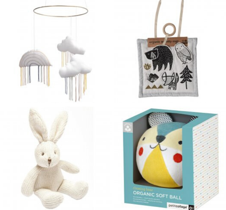 Ethical Baby Toys - Images Via EthicalSuperstore.com