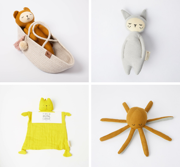 Fabelab's Organic Baby Toys Image Via Consciouscraft.uk