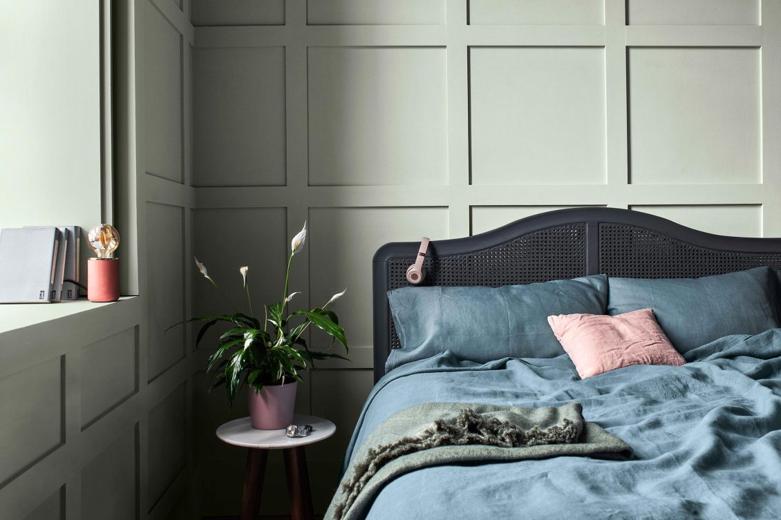 Dulux colour of the year for 2020 'Tranquil Dawn'
