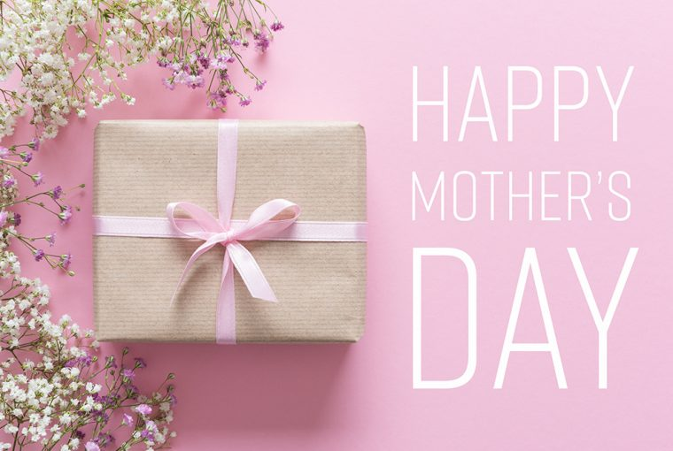 Pink Happy Mother's Day