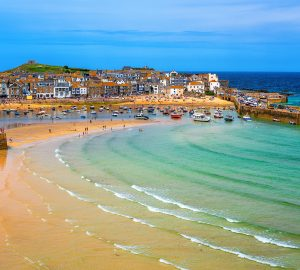 St Ives Cornwall England