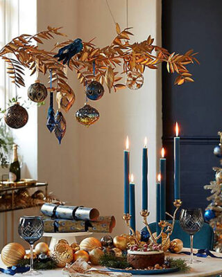 Christmas Table Ideas John Lewis