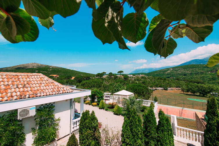 Villa with view Sicily