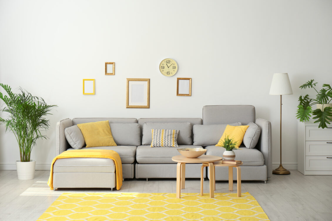 Using Pantone's Colors Of The Year 20 In Your Living Room