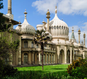 Royal Pavilion Brighton England UK