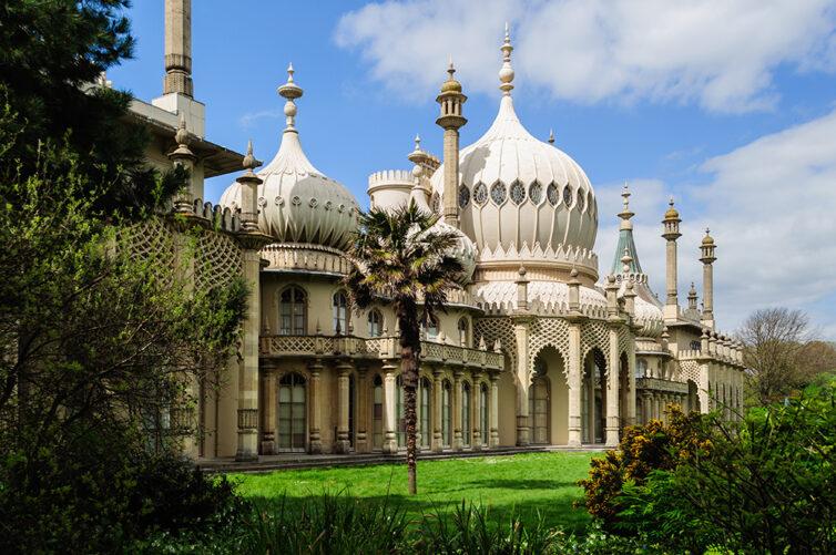 Royal Pavilion Brighton England UK
