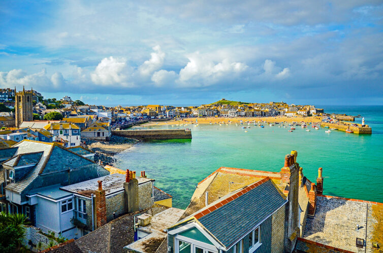 St, Ives, Cornwall, UK