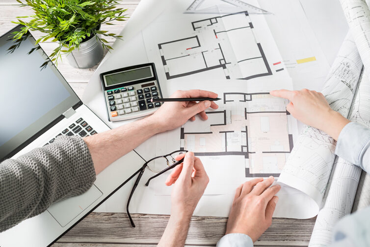Home conversion plans and calculator