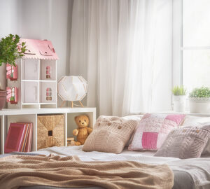 Small girls bedroom